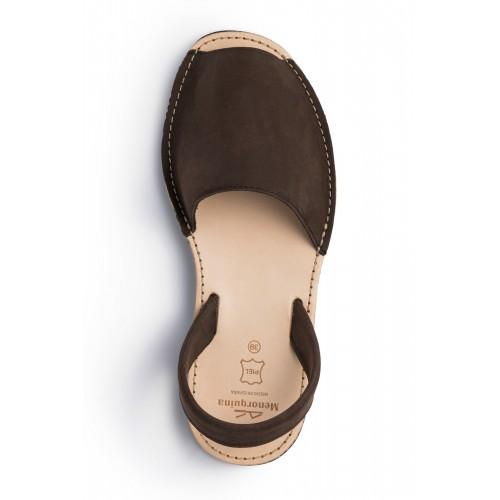 Menorquina-Avarca-spaanse-sandaal-bruin-menorquinasnljpg-500×500