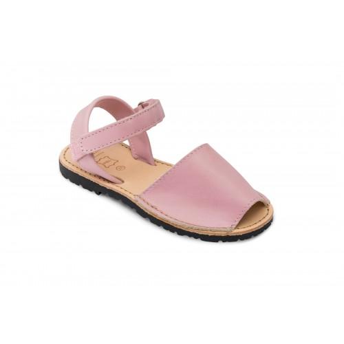Menorquina-spaanse-sandaal-roze-kinder–500×500