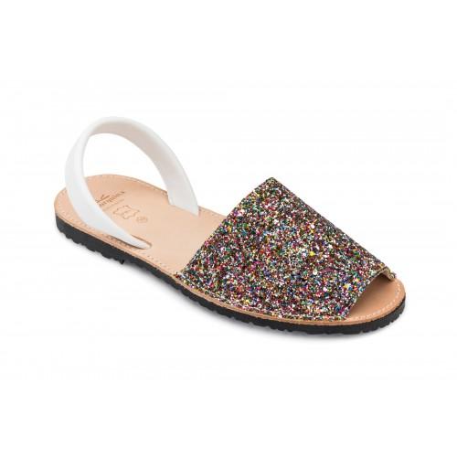 Menorquina=avarca-spanje-sandaal-slipper-glitter-menorquinasnl-500×500