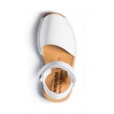 Spaanse sandalen-Menorquina-Avarca-Ibiza-kinder-wit-enkel -228×228