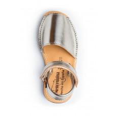 Spaanse sandalen-Menorquina-Avarca-Ibiza-kinder-zilver-enke-228×228